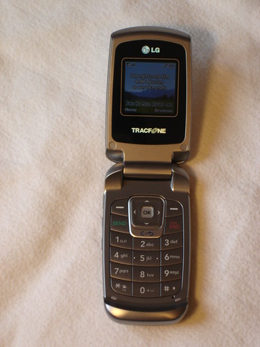 Picture of LG 410g for TracFone