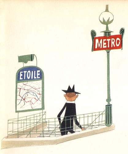 Station de métro (by Ωméga 1)