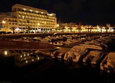 marina @ night por julioc.