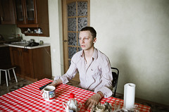 fernsehen (tailakova) Tags: morning kitchen nikonn80 samara invain may2009 bajindabehindtheenemylines pavelteterin