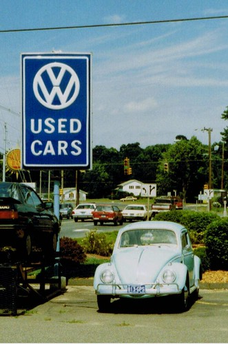 Flickriver Photoset Vintage Vw Dealership Ephemera By