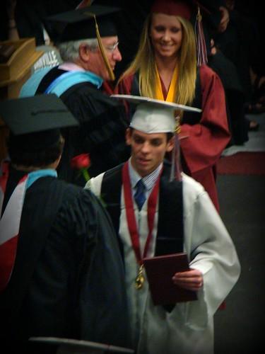 Gettin the Diploma