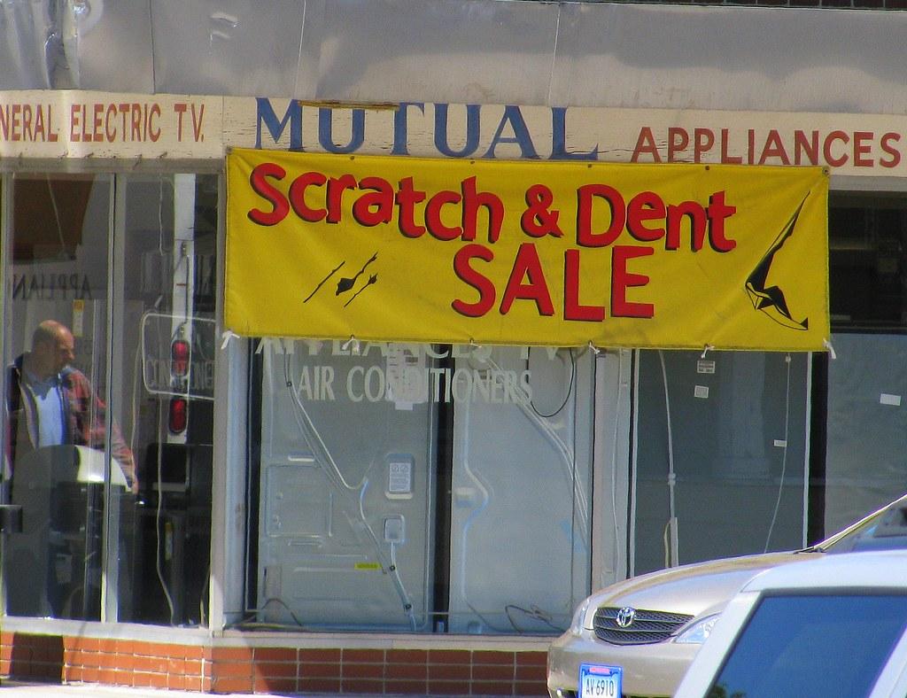 Scratch Dent Appliance Sale Appliance Sale Appliance