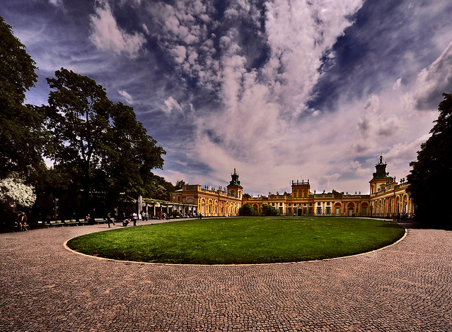 ~ Wilanow Palace ~ by pattpoom