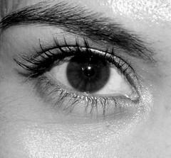 .Naked.eye. (Lixzart) Tags: eye yeux ojos lixzart