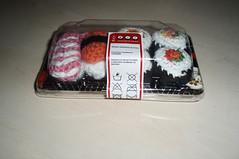 Sushi empaquetado