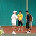 Peter Smith UK visit UWIC Tennis Academy, Cardiff. April 2008. 021