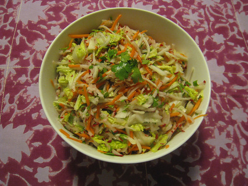 3655774618 85542c7225 Recipe: Kohlrabi, Radish, Carrot, Cabbage Slaw