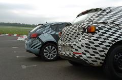 Neuer Opel Astra - PPV und IV