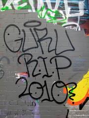 RIP Guru (duncan) Tags: london graffiti rip gangstarr guru leakestreet