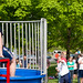 "There was a dunk tank where students got to ""dunk"" their professors."