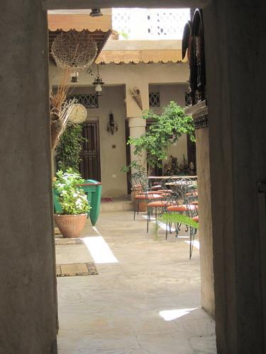 Courtyards of Bastakiya