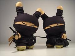 """ModNation Racers: Huck Gee's """"Ninjas'"""