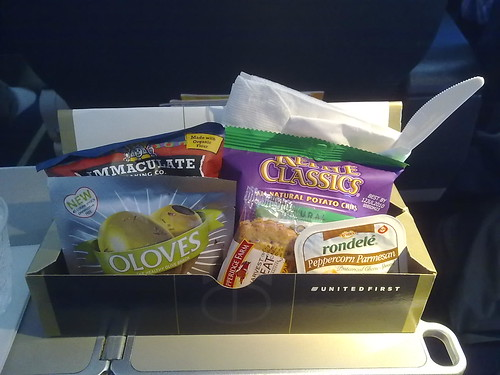 United Express First Snack Box