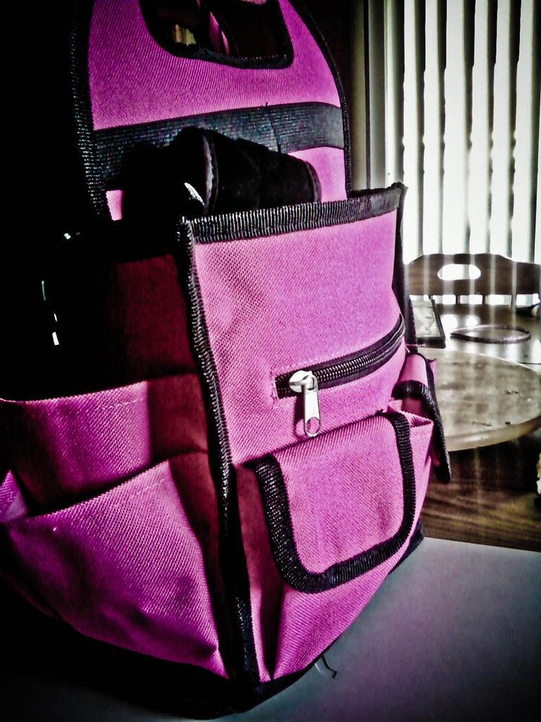 New Camera Bag