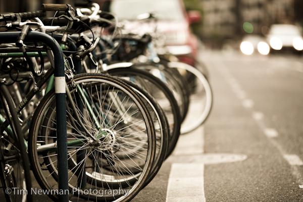 Bike city!