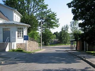143 Valka - ehem. Uebergang Rigaer Strasse