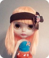 maia's new hairs!