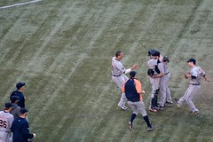 No Hitter (ICT_photo) Tags: blue justin toronto detroit tigers skydome jays nohitter verlander ictphoto ianthomasguelphontario