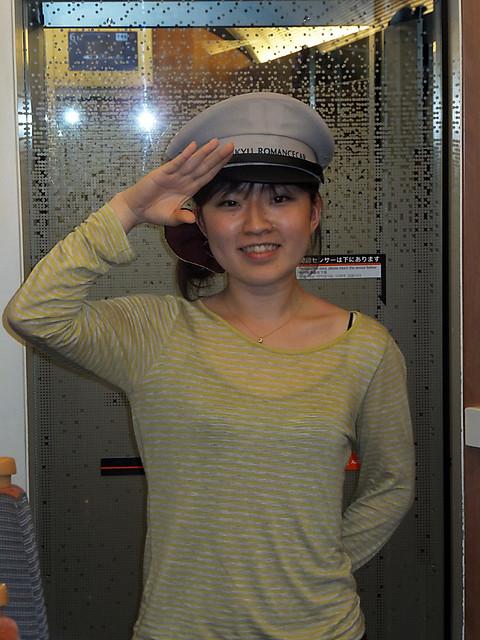 Hachi-san conductor