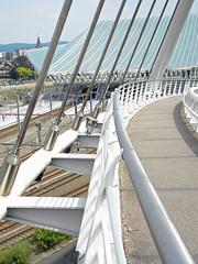 Brückenaufhängung