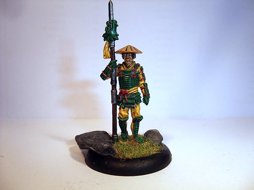 Painted Ashigaru