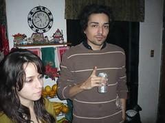Sofía & Charly (mensopotamia) Tags: amigos cena posada navdad