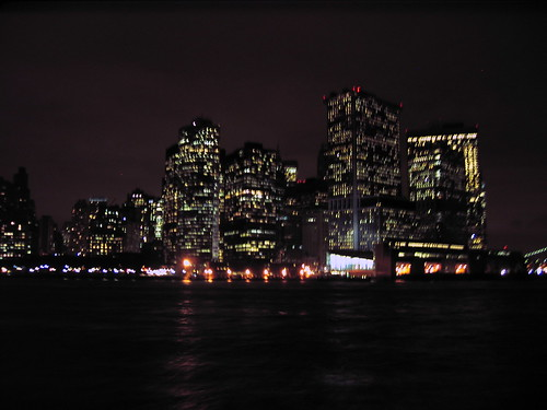 new york city at night backgrounds. New York City Skyline