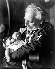 Gregory Bateson and Baby