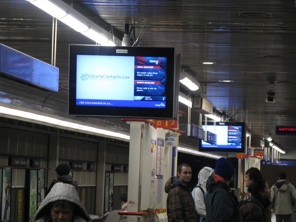Ad Panels (Stadium Station)
