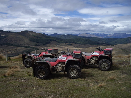 Te Anau Quadbiking