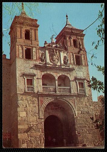 Puerta del Cambrón. Foto Gomez Menor 1976