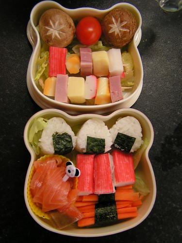Bento for 13.01.09
