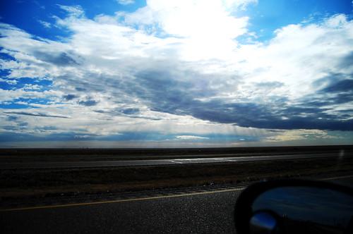 prarie sky