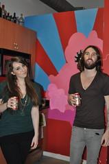 (Travis Moore(Thankless Photos)) Tags: party beer socks loft la emily downtown otis brian travis lindsey brando