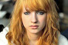 Stare (Max-Design) Tags: portrait max beautiful female ross model eyes taiwan professional blond stare challengeyouwinner maxross