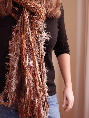 Sabbatical scarf