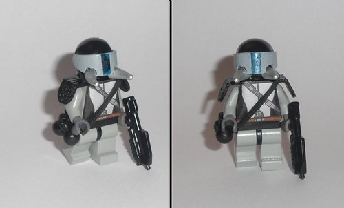 insectoid trooper