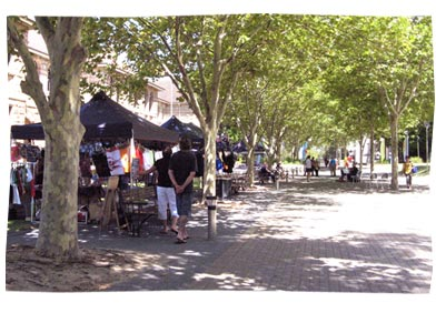 The Perth Markets