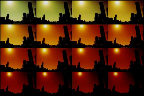 The Redscale Scale