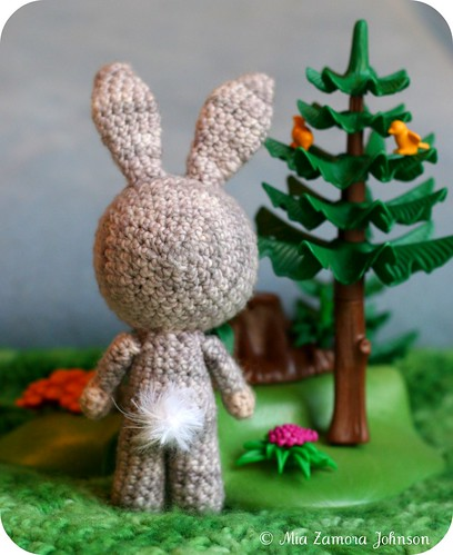 Amigurumi Bunny girl | This was the first time I tried out a… | Flickr | 499x408