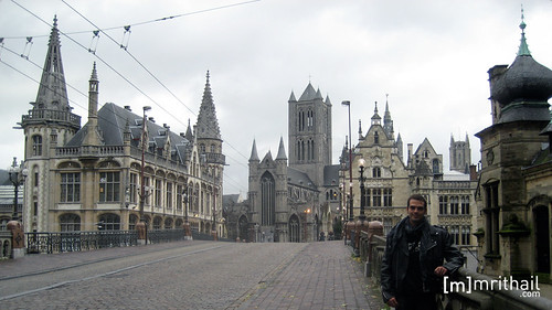 Ghent - Sint-Michielsbrug