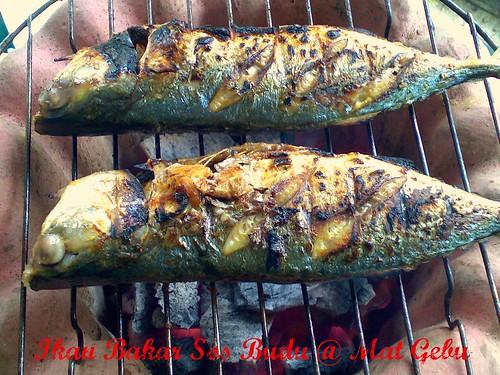 Ikan Bakar Soso Budu