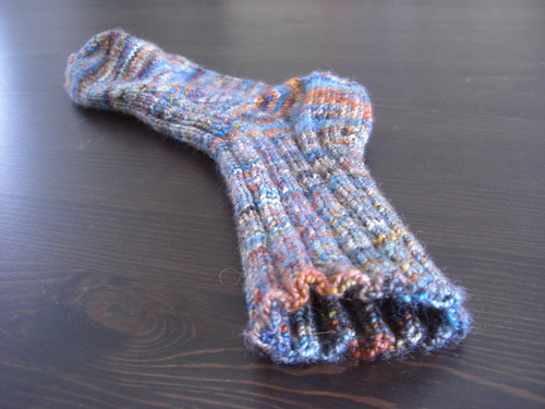 Arch Shaped Sock 1