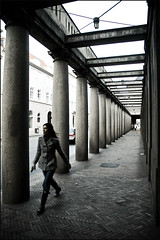 Urban Perspective (Alessio Neroni ) Tags: street urban apple digital copenhagen macintosh photo mac nikon flickr strada d70 nikond70 award fotografia ph luce  flickr gallery 1870dx flickraward flickrbronzeaward flickrsilveraward neroni musictoyoureyes flickraward alessioneroni flickraward5 flickrawardgallery neronialessio