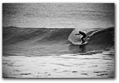 Cold Water Soul (s0ulsurfing) Tags: ocean light sea blackandwhite bw sunlight white fish seascape black cold praia water silhouette sport contrast speed vintage point fun grey mono coast mar surf waves play bright noiretblanc action surfer board freezing style wave monotone surfing spray retro coastal gravity foam vectis isleofwight surfboard surfers balance rollers february soulsurfer reef swell isle olas oldskool 2009 balancing balanced channel kel englishchannel wight aktion lamanche freiheit groundswell westwight surfen negroyblanco freshwaterbay pointbreak s0ulsurfing kellanreynolds