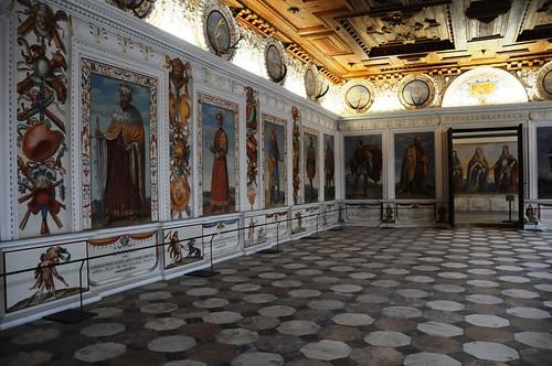 Schloss Ambra Inssbruck Austria