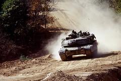 [フリー画像] [自動車] [戦車] [M1 エイブラムス] [M1A1 Abrams]       [フリー素材]