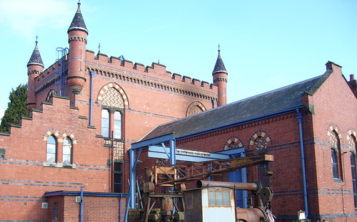 Bratch Water Pumping Station