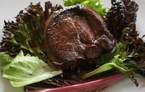 Venison Steaks 2